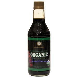 Picture of Kikkoman Organic Soy Sauce 15 Fl Oz