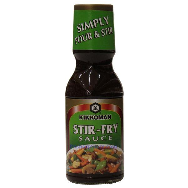 Kikkoman stir fry sauce 12 1 fl oz for Fish sauce stir fry