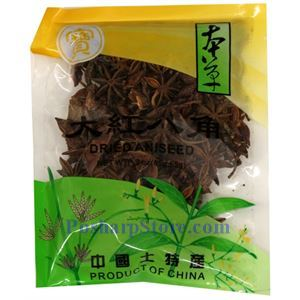 Picture of Bencao Dried Chinese Star Anise 3 Oz