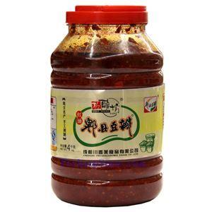 图片 川香美郫县豆瓣酱 4公斤