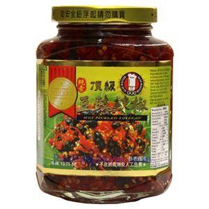 图片 顶级牌豆豉辣椒 400克