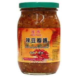 Picture of Wei Pao Hot Soybean Paste 15 Oz