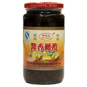 图片 坤兴记牌酱香橄榄 400克
