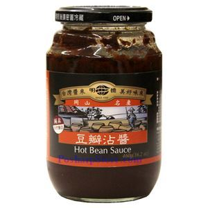 Picture of Mingteh Hot Bean Dipping Sauce 16 Oz