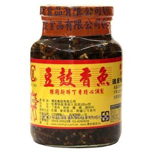 Picture of Qinghong Black Bean Baby Fish 21 Oz
