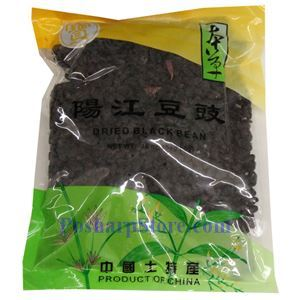 Picture of BenCao Fermented Black Beans 16 Oz