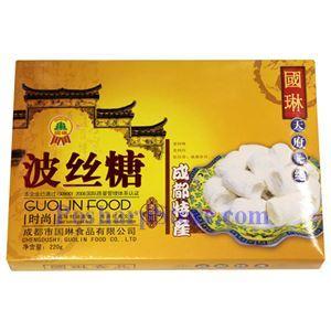 图片 国林牌波丝糖(四川特产) 220克