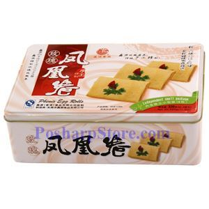 图片 鑫源牌凤凰蛋卷 320克