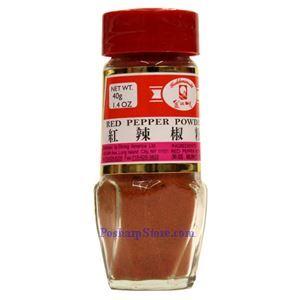 图片 金之味牌红辣椒粉 40克
