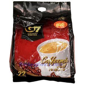 图片 越南Trung Nguyen牌G7三合一速溶咖啡 22小袋