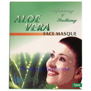 Picture of Aloe Vera Facial Masque  - Refreshing & Smoothing
