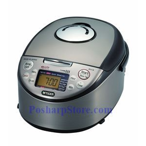 Picture of Tiger JKJ-G10U 5.5 Cup Induction Heating Rice Cooker