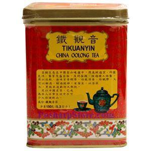 图片 金龙牌铁观音茶  150克