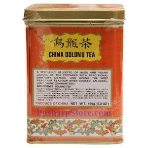 图片 金龙牌乌龙茶  150克