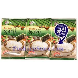 图片 韩国Assi牌即食海苔 12克,3袋