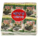 Picture of Baeje Roasted & Seasoned Seaweed 2.04 Oz, 12 packs