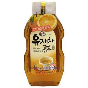 图片 韩国Assi牌柚子茶 600克