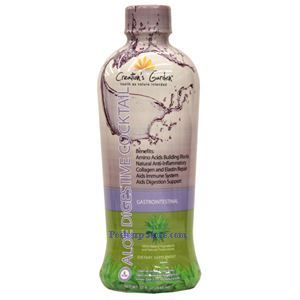 Picture of Creation's Garden Aloe Digestive Cocktail 32 Fl Oz