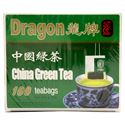 Picture of Dragon Organic Green Tea 100 Teabags