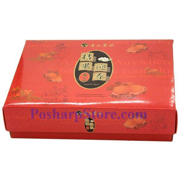 分类图片 桔果迎春礼盒