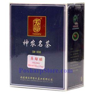 图片 天地福牌马骝槭乌龙茶 170克