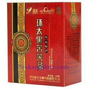 图片 环太牌黑苦荞茶(凉山特产)120克