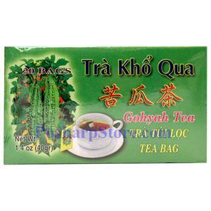图片 越南Dong Que 牌苦瓜茶 20茶袋