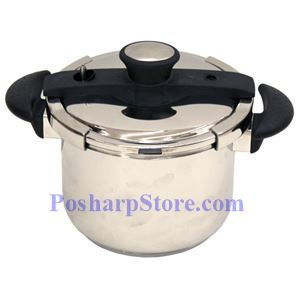 Picture of Myland 6 Quarter  Stainless Steel Pressure Cooker