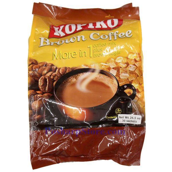 kopiko instant coffee
