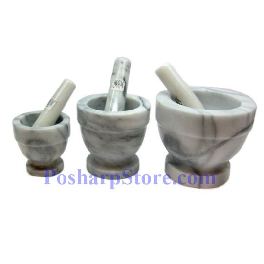 5 marble mortar and pestle. Black Bedroom Furniture Sets. Home Design Ideas