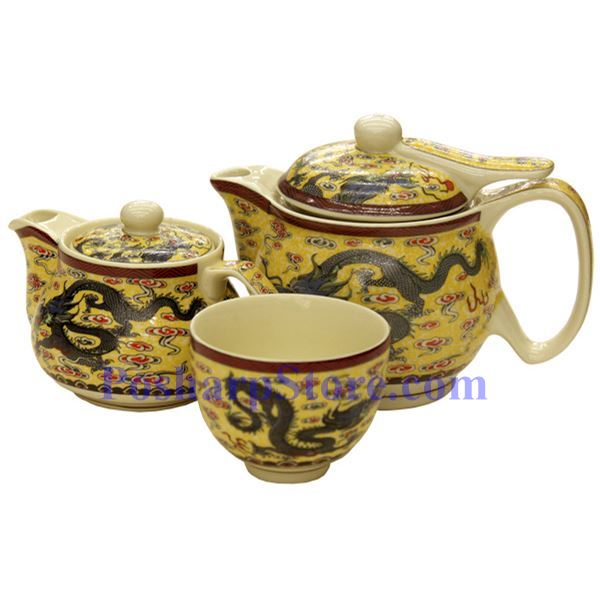 Picture for category Golden Dragon Ceramic Tea Cup