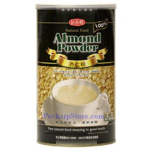 Picture of Natural Food Almond Powder 16 Oz