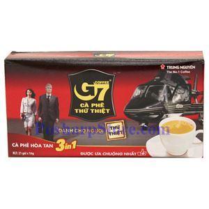 图片 越南Trung Nguyen牌G7三合一速溶咖啡 21小袋