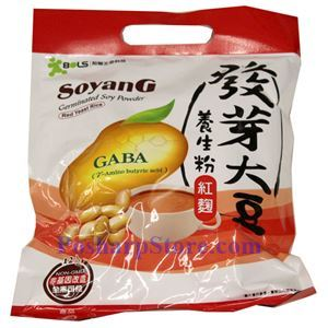 Picture of Soyang Germinated Soy Powder with Red Yeast Rice 10.1 oz