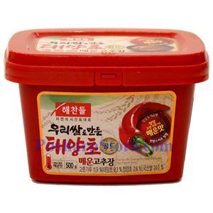 图片 韩国好餐得Haechandle牌辣椒酱 (特辣) 半公斤