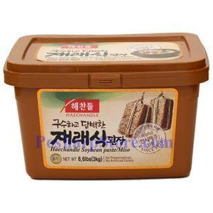 图片 韩国好餐得Haechandle牌味噌汤黄豆酱 3公斤