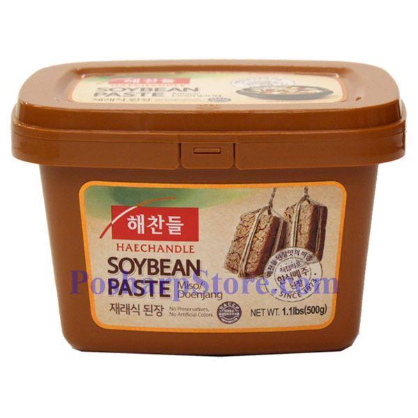 Haechandle Korean Soybean Paste (Miso Doenjang) 1.1 Lb