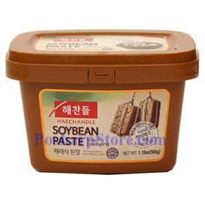 图片 韩国好餐得Haechandle牌味噌汤黄豆酱 500克