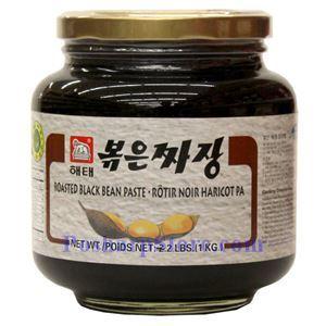 图片 韩国Haitai 牌韩式黑豆酱 1000克