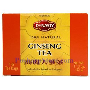 Picture of Dynasty Korean Ginseng Tea 16 Bags
