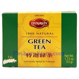 Picture of Dynasty Green Tea 16 Bags
