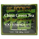 Picture of Foojoy China Green Tea 100 Teabags