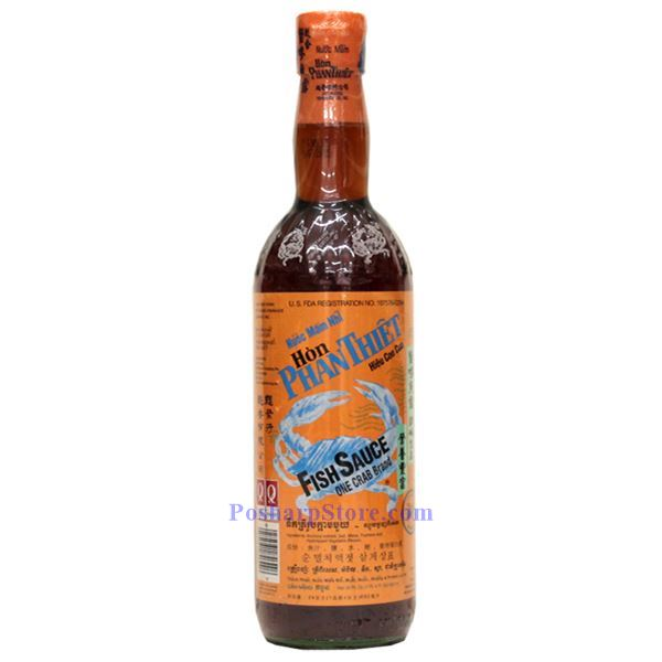 One crab fish sauce 24 fl oz for Crab topping for fish