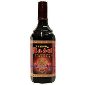 Picture of Gold Plum Premium 3 Years Matured Chinkiang Vinegar 24 oz