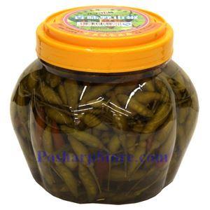 图片 真味牌野山椒 1公斤