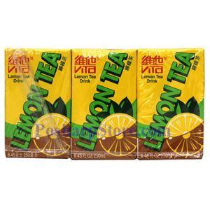 图片 维它奶牌柠檬茶 250毫升(6支)