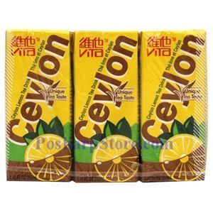 图片 维它奶牌锡兰柠檬茶 250毫升(6支)