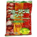 图片 Kasugai牌什锦水果软糖 102克