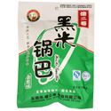 Picture of Shaerge Scallion Black Rice Crackers (Guoba) 3.5 Oz