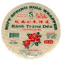 Picture of Dragon Spring Roll Wrapper 25CM  12 Oz
